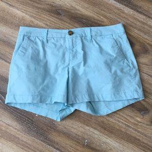 Old Navy Aqua Blue Shorts